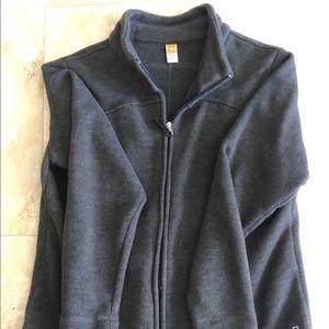 Lucy fleece zip up jacket